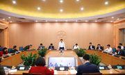 Cách ly 140 người tiếp xúc với 2 ca dương tính SARS-CoV-2 ở Hà Nội
