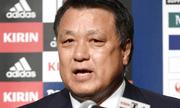 Chủ tịch Liên đoàn Bóng đá Nhật Bản nhiễm Covid-19 sau khi đi công tác