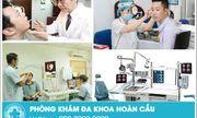 Khám chữa tai mũi họng hiệu quả tại phòng khám đa khoa Hoàn Cầu