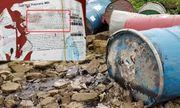 Hà Nội: Xác định đối tượng vứt thùng phuy nghi chứa chất độc hại xuống sông Hồng