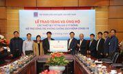 PVN trao tặng thiết bị y tế trị giá 5 tỷ đồng hỗ trợ công tác phòng chống dịch Covid-19