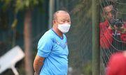 HLV Park Hang Seo họp với VFF bàn gỡ rối cho đội tuyển Việt Nam