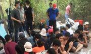 Đồng Nai: Đột kích sòng bạc giữa rừng tràm, bắt nóng trùm cờ bạc Tình