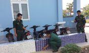 Tây Ninh: Liên tiếp bắt giữ 2 vụ buôn lậu, thu giữ hơn 6.500 gói thuốc lá lậu, 5 xe gắn máy các loại