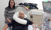 Tin tức đời sống mới nhất ngày 21/3/2020: Chồng được cứu sống nhờ vợ tặng thận làm quà sinh nhật