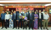 Chi bộ Văn phòng cơ quan Trung ương hội Luật gia Việt Nam tổ chức đại hội nhiệm kỳ 2020-2022