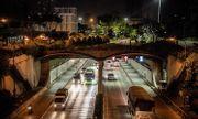 Không bật đèn chiếu sáng khi đi qua hầm đường bộ, người điều khiển ô tô bị phạt 1,2 triệu đồng