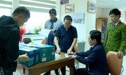 Vụ bắt quả tang trưởng phòng Cục Thuế tỉnh Thanh Hóa nhận 100 triệu đồng: Nữ doanh nhân được trả lại tiền?