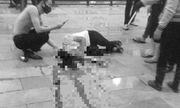 Hải Phòng: Nhóm côn đồ đánh đập, đâm người trọng thương trên phố đi bộ