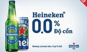 Heineken® 0.0 hiện đã có mặt tại Việt Nam: Hương vị tuyệt hảo với 0.0% độ cồn