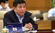Bộ trưởng Nguyễn Chí Dũng cảm ơn mọi người thăm hỏi, khẳng định trong đoàn của bộ KH&ĐT không có ai mắc Covid-19
