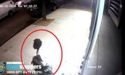 Video: Tên cướp bị nạn nhân chống cự, phải nhảy từ tầng 2 khách sạn xuống đất để thoát thân