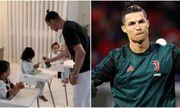 Cristiano Ronaldo gây