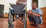 Cựu binh Hà Tĩnh gây xúc động khi dành lương hưu tặng quà cho bệnh nhân nghèo