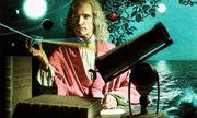 Điều kỳ diệu nhà bác học Newton làm được trong thời gian cách ly vì dịch