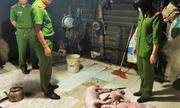 Lời khai của người đàn ông mua 3 con lợn chết về quay bán cho khách