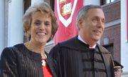 Hiệu trưởng trường đại học Harvard và vợ nhiễm Covid-19