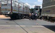 Tin tai nạn giao thông mới nhất ngày 26/3/2020:  Xe tải lùi không quan sát, đâm tử vong nam thanh niên đi xe máy