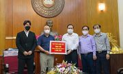 HLV Park Hang Seo quyên góp 5.000 USD ủng hộ