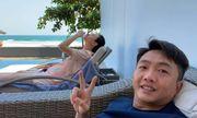 Đàm Thu Trang lộ vòng 2 to bất thường, bạn bè, người hâm mộ tới tấp chúc mừng