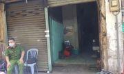 Cháy nhà ở TP.HCM, một người phụ nữ tử vong