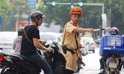 Đi xe máy không có, không mang theo giấy đăng ký bị phạt bao nhiêu tiền?