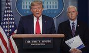 Dịch Covid-19 ở Mỹ: Tổng thống Donald Trump tuyên bố thảm họa tại 3 bang
