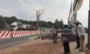 Va chạm với xe tải khi đang đến công trình, kỹ sư xây dựng tử vong tại chỗ