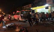 Xe máy đấu đầu, 1 người chết, 2 người bị thương nặng