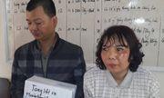 Sơn La: Bắt cặp tình nhân mua bán vận chuyển 7 bánh heroin