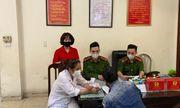 Một phụ nữ ở Hà Nội không đeo khẩu trang nơi công cộng bị phạt 200.000 đồng
