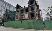 Dự án Green Pearl 378 Minh Khai: Điều chỉnh quy hoạch khu nhà ở thấp tầng khi chưa được phép?