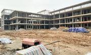Dự án trường mầm non Bắc Giang: Xây dựng chưa đạt chuẩn?