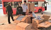 Chuyển giao 64.700 khẩu trang y tế bị bắt giữ ở Quảng Trị để phòng chống dịch Covid-19