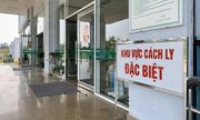 Hôm nay (30/3), 30 bệnh nhân nhiễm Covid-19 tại Bệnh viện Bệnh Nhiệt đới Trung ương ra viện