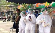 Hà Nội lập trạm xét nghiệm nhanh Covid-19 quanh bệnh viện Bạch Mai