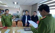 Trưởng phòng Cục thuế Thanh Hoá nghi