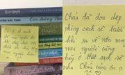 Thức đến 2h sáng viết lời nhắn đến người cách ly, nữ sinh khiến dân mạng thốt lên