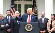 Tổng thống Mỹ Donald Trump: Tình hình chung sẽ được cải thiện vào đầu tháng 6