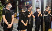 Vợ chồng Trấn Thành, Quang Trung, Trúc Nhân đến viếng Mai Phương lúc khuya