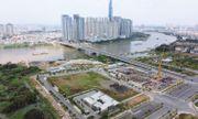 Giá căn hộ tại dự án ở Thủ Thiêm vượt 125 triệu đồng/m2