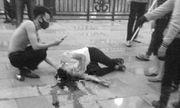 Vụ nhóm côn đồ đâm người trọng thương trên phố đi bộ ở Hải Phòng: Bắt giữ 6 nghi phạm
