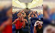 Xúc động hình ảnh y bác sĩ bay từ Georgia tới New York, tiếp sức mạnh giúp Mỹ vượt qua đại dịch