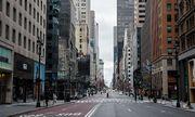 Video: Đường phố, tàu điện ngầm tại New York vắng bóng người qua lại