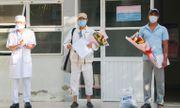 Hai bệnh nhân mắc Covid-19 thứ 61 và 67 khỏi bệnh được xuất viện