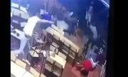 Vụ nam thanh niên bị chém gục trong quán nhậu: 5 nghi phạm ra đầu thú