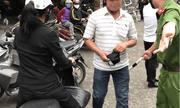 Xử phạt nhiều trường hợp không đeo khẩu trang nơi công cộng