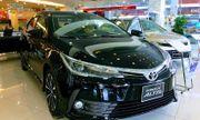 Bảng giá xe Toyota mới nhất tháng 4/2020: Corolla Altis giảm gần 100 triệu đồng