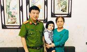 Đi kiểm tra chống dịch, Phó Trưởng Công an huyện cứu sống bé gái 3 tuổi bị ngã xuống hồ