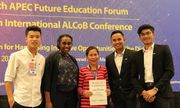 Nam sinh viên đại học Quốc gia Hà Nội có nghiên cứu được công bố trên tạp chí nổi tiếng thế giới